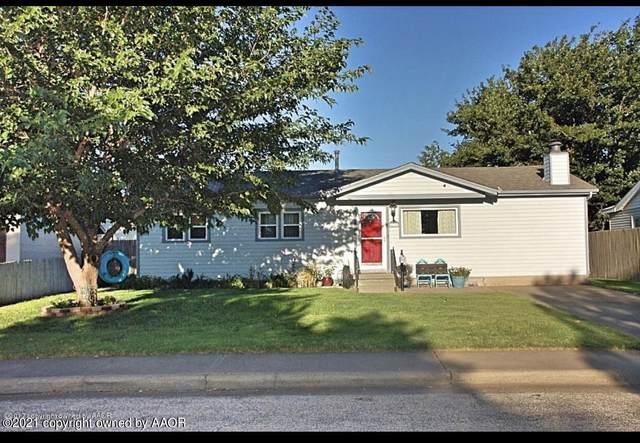 5116 Crockett St, Amarillo, TX 79110 (#21-6917) :: Meraki Real Estate Group