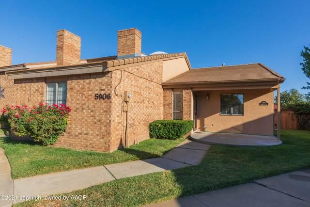 5906 Amberwood Ln, Amarillo, TX 79106 (#21-6918) :: Meraki Real Estate Group