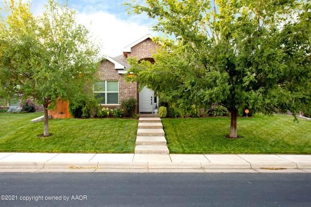 7409 Southbend Dr, Amarillo, TX 79119 (#21-6921) :: Elite Real Estate Group