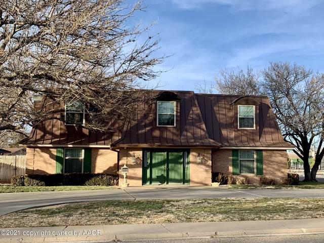 2400 26TH Ave, Amarillo, TX 79109 (#21-710) :: Elite Real Estate Group