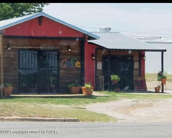 117 Railroad Ave, Shamrock, TX 79079 (#21-732) :: Lyons Realty