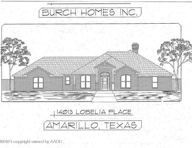 14013 Lobelia Pl, Amarillo, TX 79119 (#21-758) :: Lyons Realty