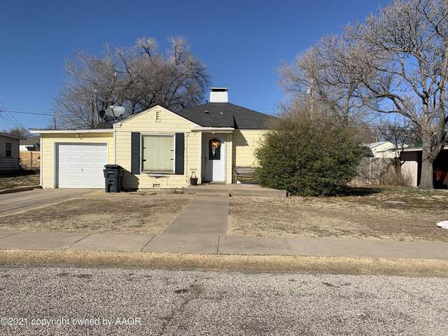 1506 Clover Dr, Amarillo, TX 79102 (#21-765) :: Lyons Realty