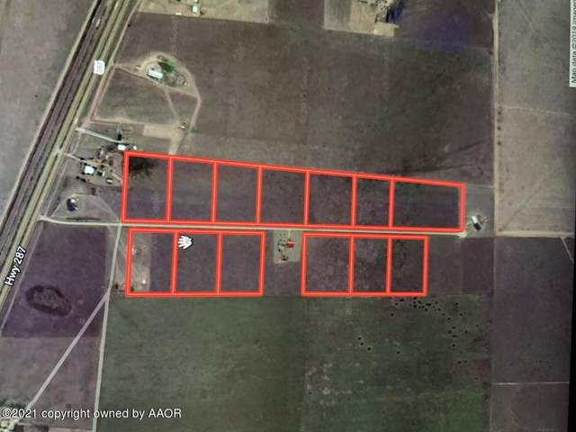 Tract 7 County Road 6, Claude, TX 79019 (#21-800) :: Elite Real Estate Group