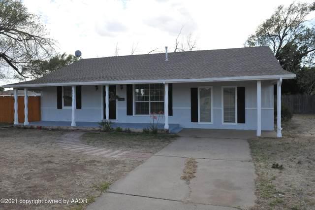 800 6TH St, Canyon, TX 79015 (#21-811) :: Elite Real Estate Group