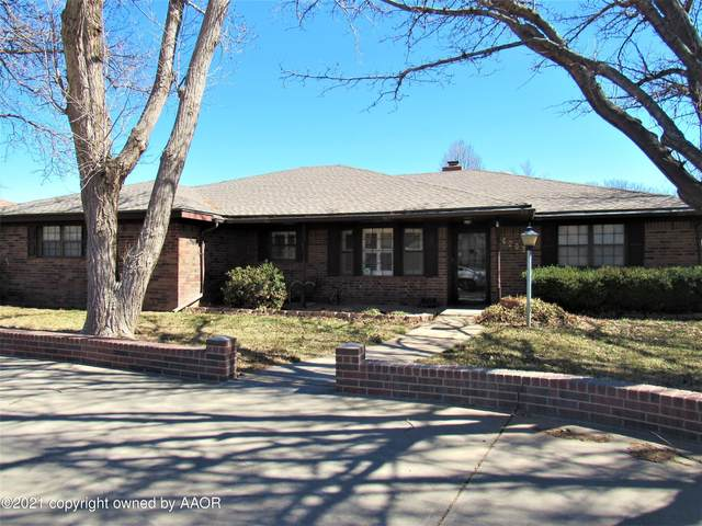 4203 Langtry Dr, Amarillo, TX 79109 (#21-832) :: RE/MAX Town and Country