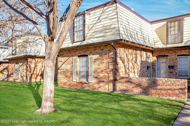 3214 Villa Pl, Amarillo, TX 79109 (#21-844) :: Keller Williams Realty