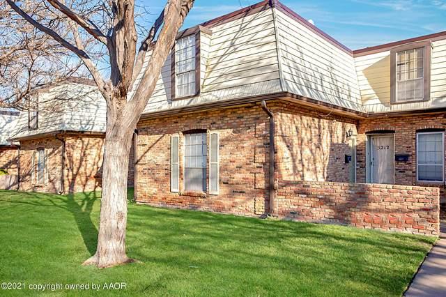 3214 Villa Pl, Amarillo, TX 79109 (#21-844) :: Elite Real Estate Group