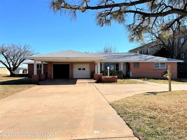 1804 Main St, Shamrock, TX 79079 (#21-856) :: Elite Real Estate Group