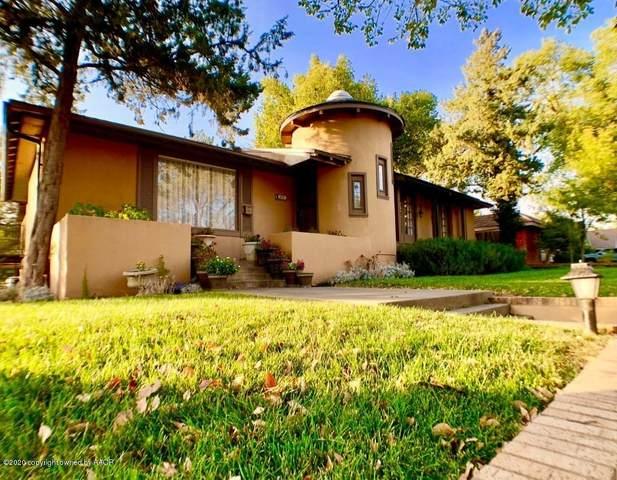 2414 Teckla Blvd, Amarillo, TX 79109 (#21-874) :: Elite Real Estate Group