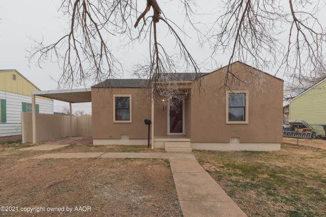 3607 22ND Ave, Amarillo, TX 79107 (#21-882) :: Lyons Realty