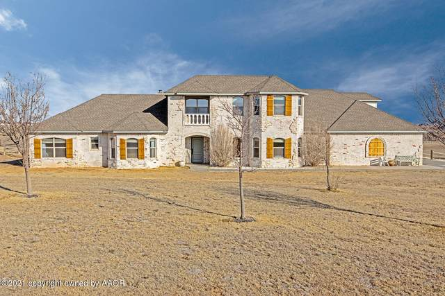 16331 Dove View Cir, Canyon, TX 79015 (#21-892) :: RE/MAX Town and Country