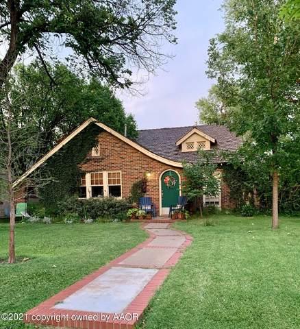 2223 Hughes St, Amarillo, TX 79109 (#21-915) :: Elite Real Estate Group