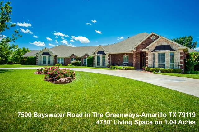 7500 Bayswater Rd, Amarillo, TX 79119 (#21-92) :: Live Simply Real Estate Group