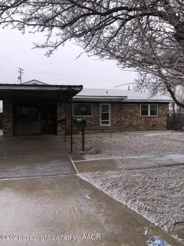 1009 Loyola, Perryton, TX 79070 (#21-960) :: Lyons Realty