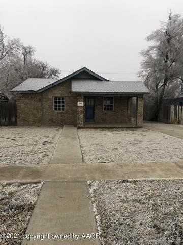 605 Amherst, Perryton, TX 79070 (#21-961) :: RE/MAX Town and Country