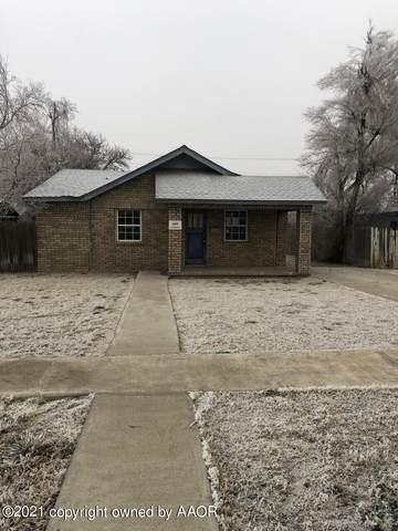 605 Amherst, Perryton, TX 79070 (#21-961) :: Lyons Realty