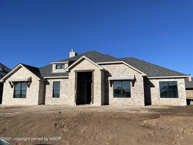6606 Parkwood Pl, Amarillo, TX 79119 (#21-967) :: Lyons Realty