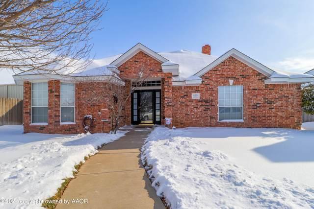 6201 Oakcrest Ln, Amarillo, TX 79109 (#21-982) :: Keller Williams Realty