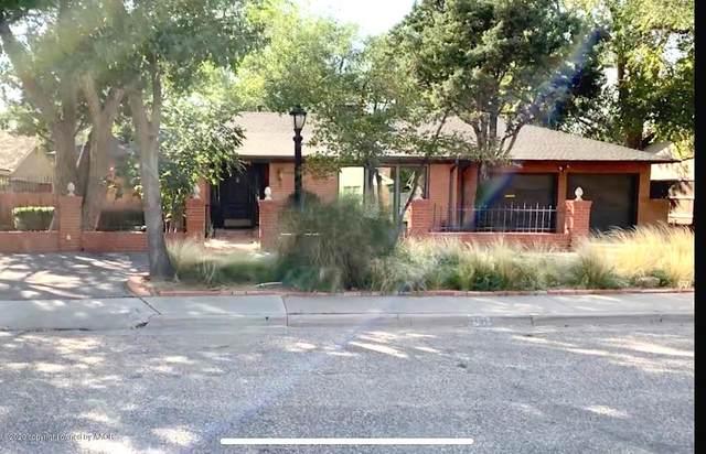 2212 Bowie St, Amarillo, TX 79109 (#21-989) :: Elite Real Estate Group