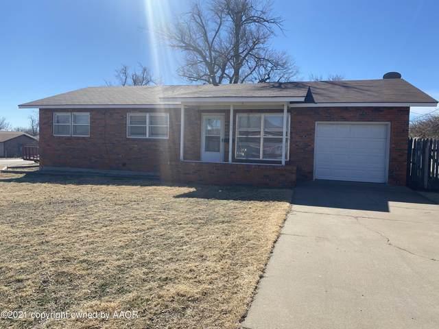 121 Warwick St, Borger, TX 79007 (#21-998) :: Elite Real Estate Group