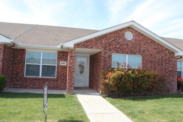 2805 Steves Way, Amarillo, TX 79118 (#17-105671) :: Keller Williams Realty