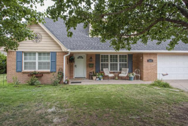 6206 Hanson Rd, Amarillo, TX 79106 (#17-106927) :: Keller Williams Realty
