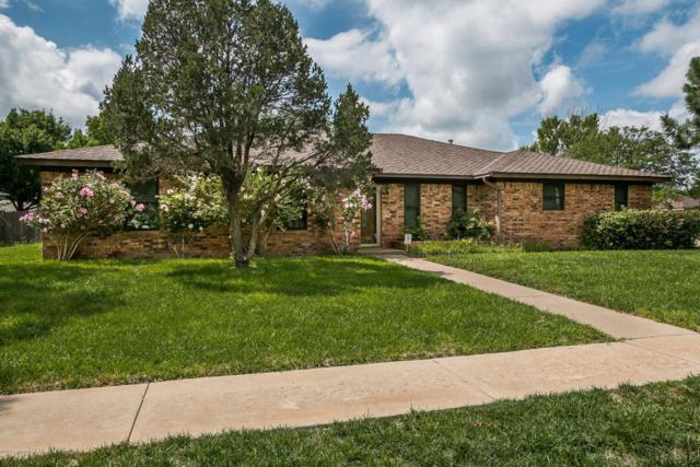 4000 Oakhurst, Amarillo, TX 79109 (#17-108510) :: Keller Williams Realty