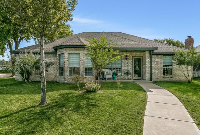 5701 Foxcroft Dr, Amarillo, TX 79109 (#17-109376) :: Keller Williams Realty