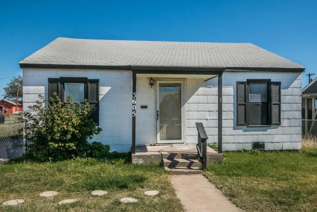 3605 Monroe St, Amarillo, TX 79110 (#17-109943) :: Elite Real Estate Group