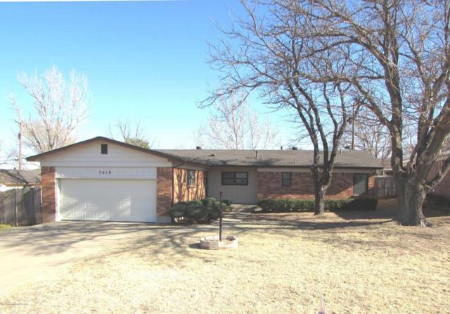 7618 Loma Vista Dr, Amarillo, TX 79108 (#17-111040) :: Gillispie Land Group