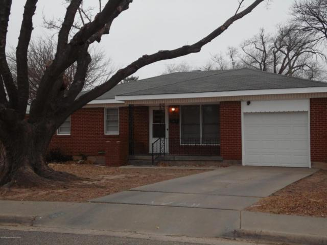 4014 Crockett St S, Amarillo, TX 79110 (#18-112071) :: Edge Realty