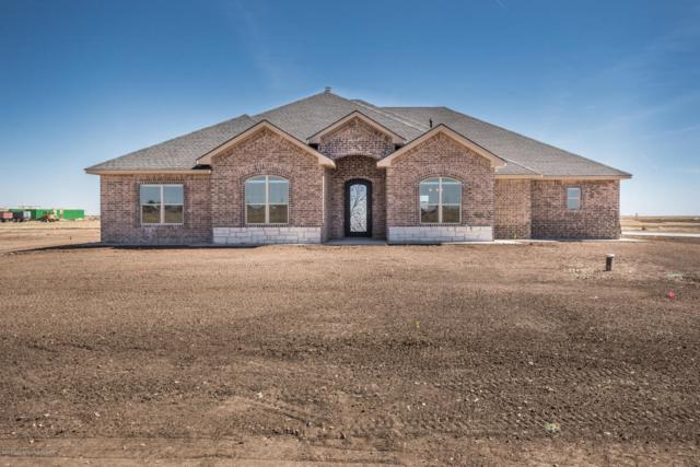 2401 Ginger Dr, Amarillo, TX 79124 (#18-112440) :: Gillispie Land Group