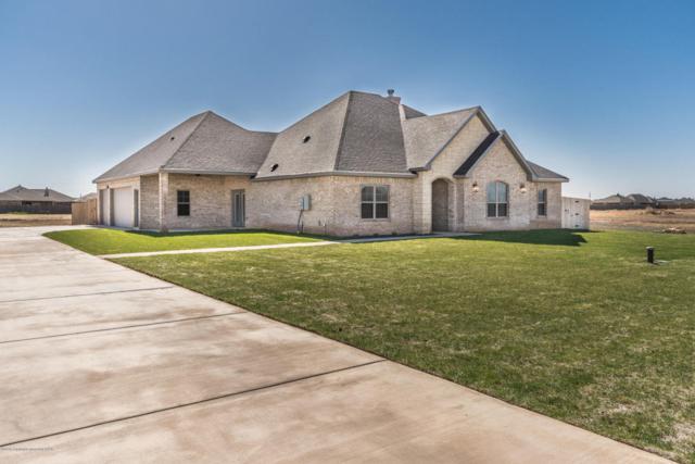 8111 Clara Allen Trl, Amarillo, TX 79118 (#18-112854) :: Gillispie Land Group
