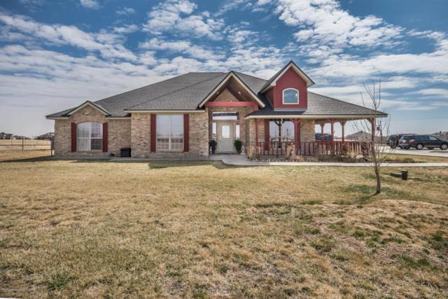 5201 Buffalo Springs Trl, Amarillo, TX 79119 (#18-113206) :: Edge Realty