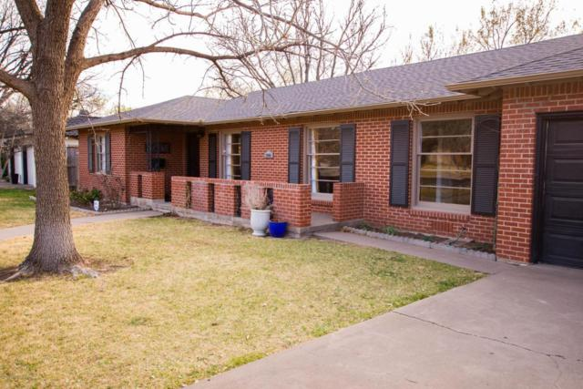 2406 Travis St, Amarillo, TX 79109 (#18-113283) :: Edge Realty
