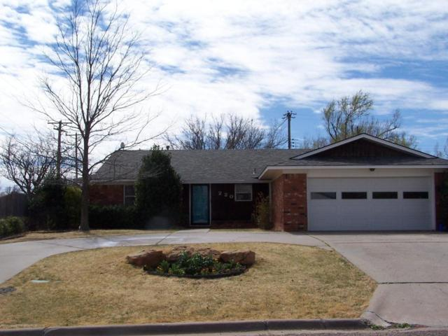 220 Concord St, Borger, TX 79007 (#18-113284) :: Edge Realty
