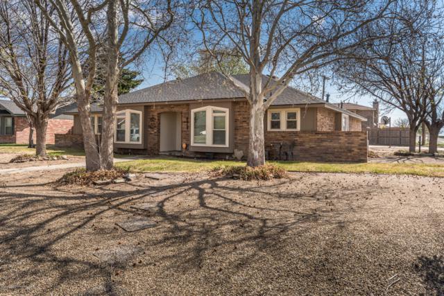 1317 Bennett, Dumas, TX 79029 (#18-114168) :: Gillispie Land Group