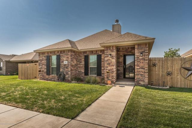 9815 Perry Ave, Amarillo, TX 79119 (#18-114750) :: Edge Realty