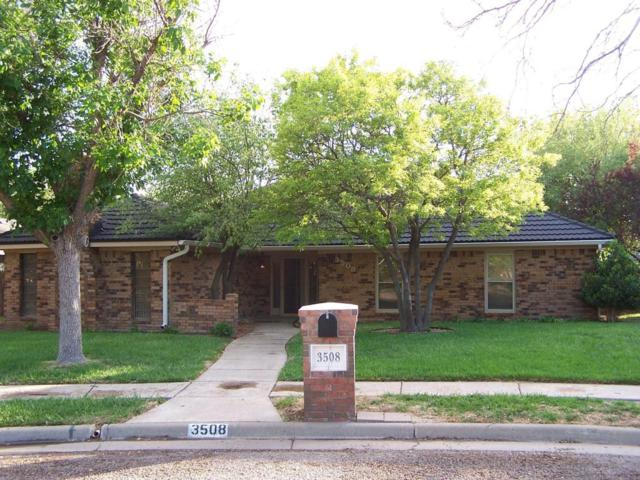 3508 Stromberg Pl, Amarillo, TX 79121 (#18-114790) :: Big Texas Real Estate Group