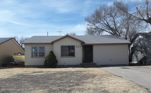 221 Cherry, Dumas, TX 79029 (#18-115491) :: Elite Real Estate Group
