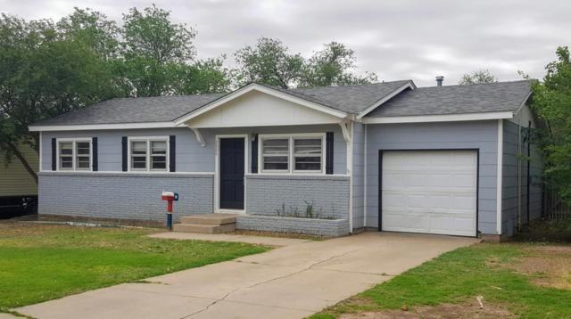 2606 12th Ave, Canyon, TX 79015 (#18-115693) :: Keller Williams Realty