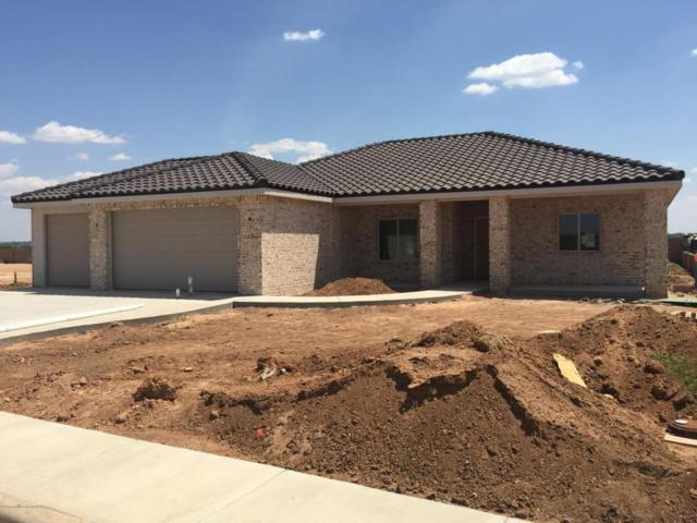 1201 Syrah Blvd, Amarillo, TX 79124 (#18-115706) :: Edge Realty
