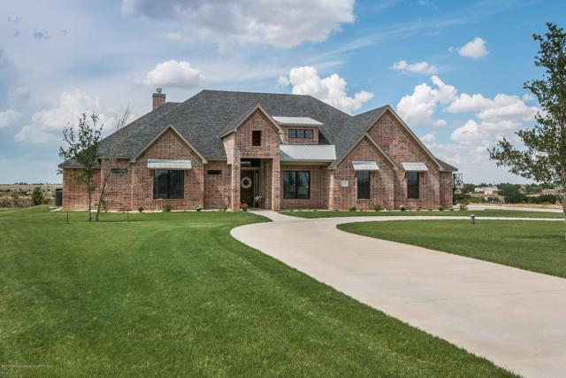 12400 Sand Trap Dr, Canyon, TX 79015 (#18-116201) :: Gillispie Land Group