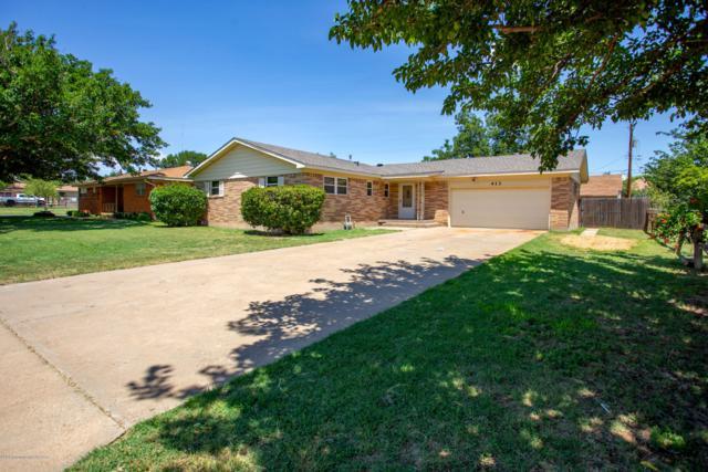 413 Tammy Ave, Amarillo, TX 79108 (#18-116429) :: Gillispie Land Group