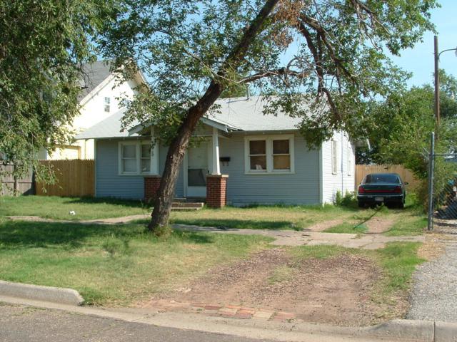 2306 5TH Ave SW, Amarillo, TX 79106 (#18-116555) :: Elite Real Estate Group