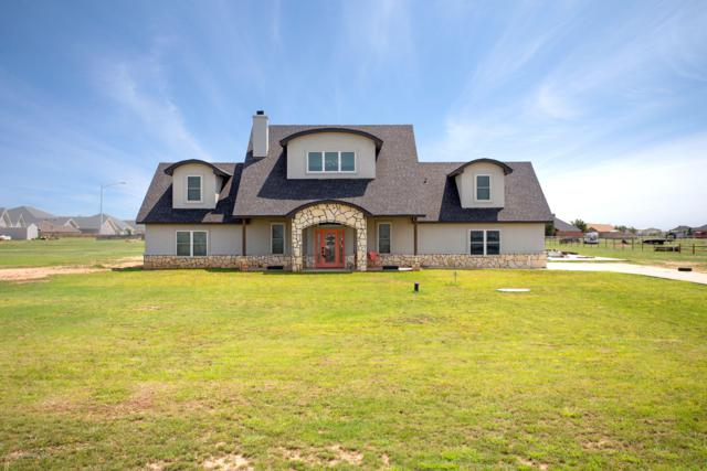 4851 Coyote Springs, Amarillo, TX 79119 (#18-117158) :: Gillispie Land Group