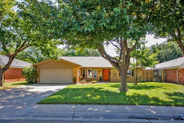 3921 Eaton Dr, Amarillo, TX 79109 (#18-117762) :: Keller Williams Realty