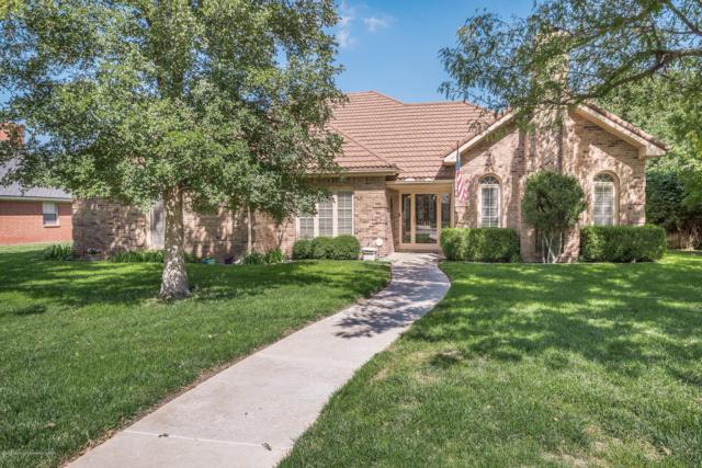 7818 Harrington Cir, Amarillo, TX 79121 (#18-118326) :: Edge Realty