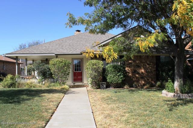 6903 Daniel Dr, Amarillo, TX 79109 (#18-118420) :: Keller Williams Realty